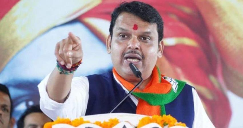 devendra fadnavis clears bjp stands on re alignment with shiv sena in maharashtra rkdsnt
