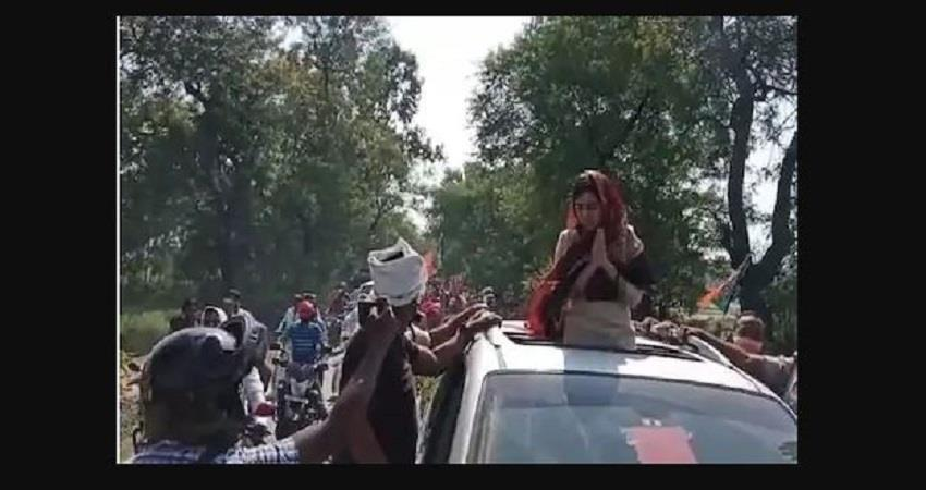 saran-assembly-election-video-aishwarya-rai-lalu-yadavs-daughter-in-law-took-to-streets-prsgnt