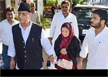 यूपी जेल में बंद सपा नेता आजम खान, उनके बेटे को सुप्रीम कोर्ट से मिली राहत