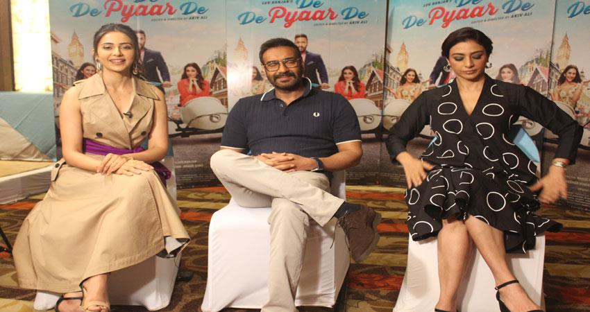 ajay-tabu-and-rakuls-dede-pyar-de-interview