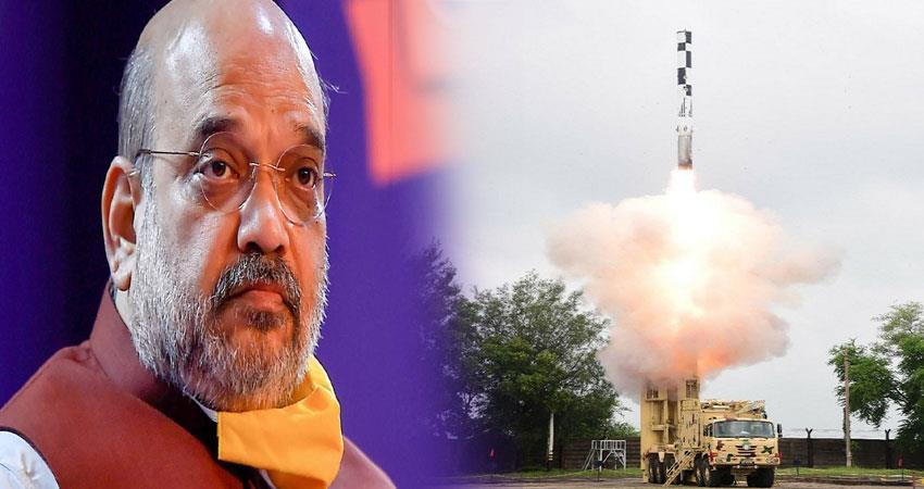 amit shah congratulates drdo on successful test of brahmos supersonic missile pragnt