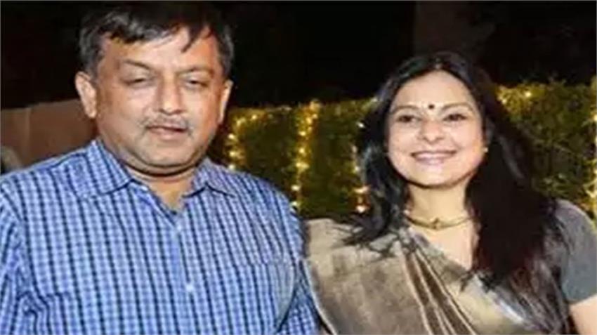 malini awasthi singer warn congress leader says whole up gives example of my husband rkdsnt