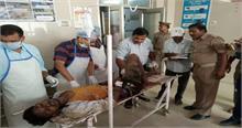 उत्तर प्रदेश: सोनभद्र में भूमि विवाद को लेकर फायरिंग, 10 की मौत, 16 घायल