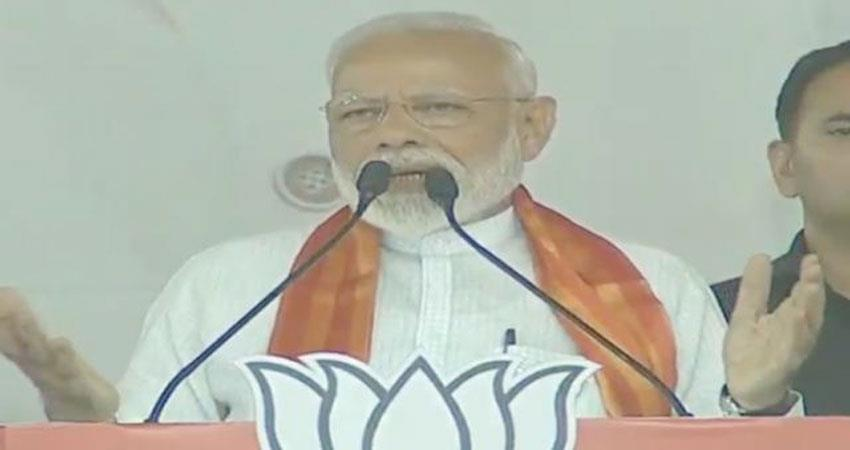 people-gave-a-befitting-reply-to-those-who-showed-the-majority-guns-in-karnataka-today-pm-modi