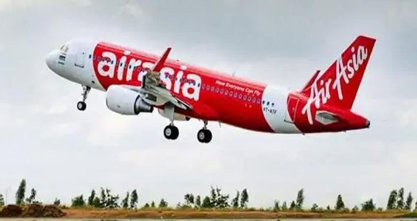 bird hit air asia flight take off at ranchi airport pragnt