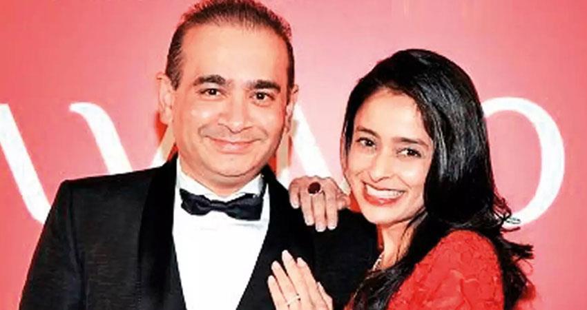 interpol issued global arrest warrant against ami modi wife fugitive nirav modi rkdsnt