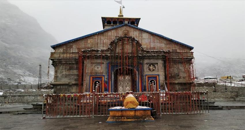 uttarakhand-snowfall-cold-outbreak-in-badri-kedarnath-dham