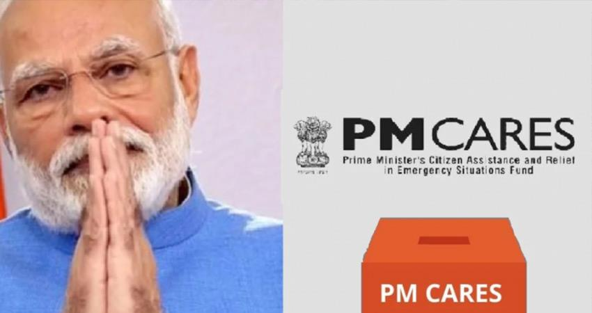 pmo informs delhi high court pm cares fund is not government fund rkdsnt