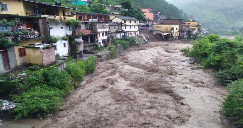 rain havoc in uttarakhand 34 dead so far