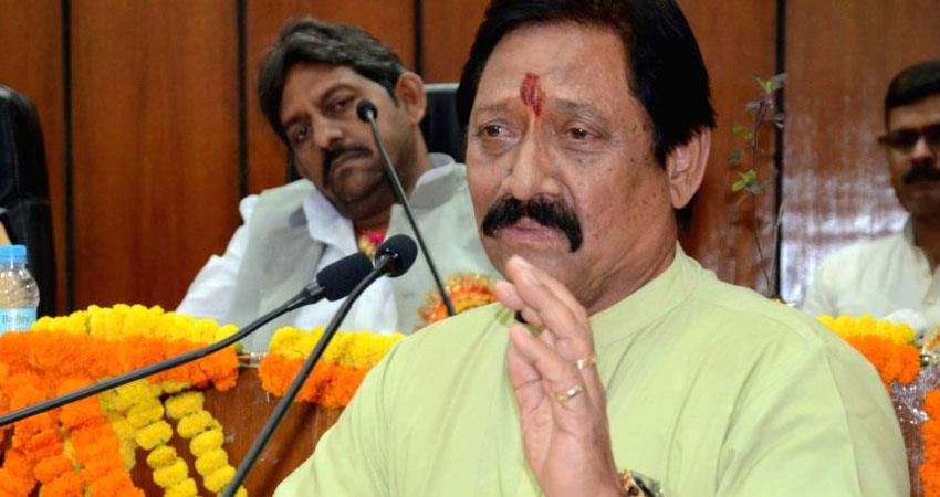 corona positive minister yogi bjp government chetan chauhan is no more in world rkdsnt