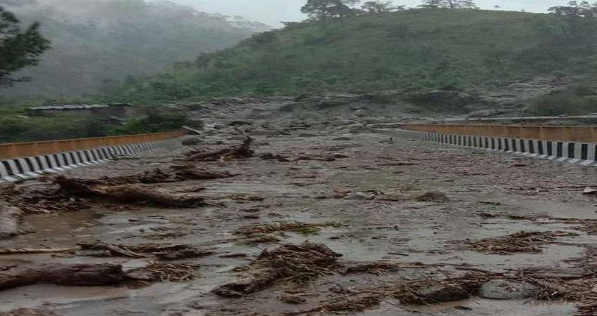 many houses buried in debris due to overflow in pithoragarh, many missing musrnt