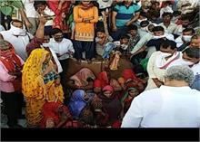 पुजारी हत्या मामले में गहलोत सरकार ने मानी परिवार की मांगें, किया 10 लाख मुआवजे का ऐलान