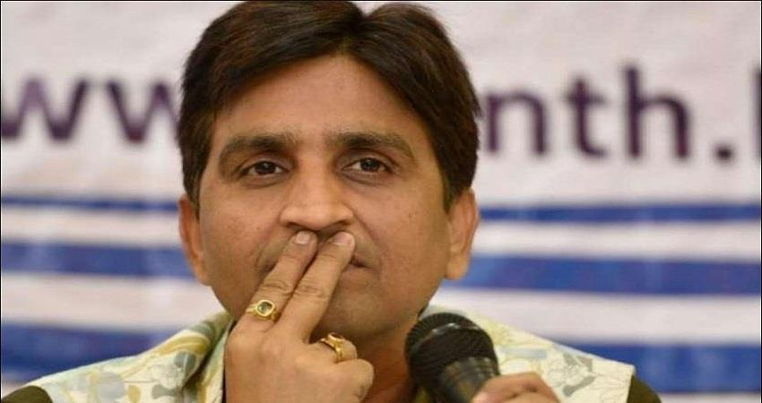 kumar-vishwas-reacted-to-the-trend-of-unemployment-said-think-about-self-prsgnt