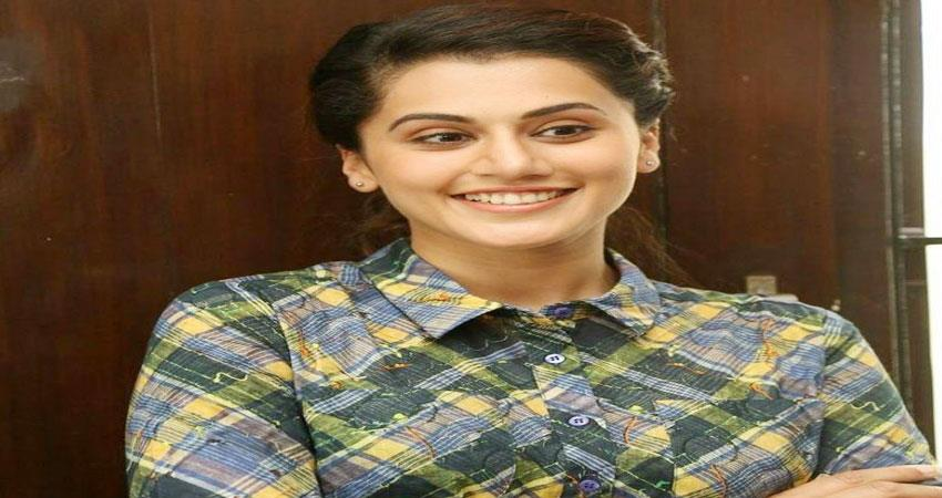 taapsee pannu said i will marry when i want child