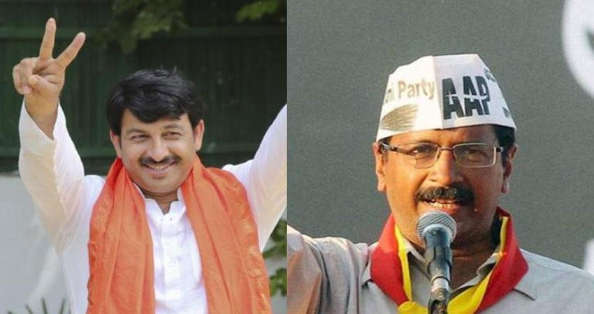 kejriwal and manoj tiwari in search of hat-trick claims their respective