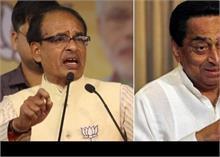 मप्र उपचुनाव: एग्जिट पोल के अनुमान के बाद भाजपा और कांग्रेस में हलचल तेज