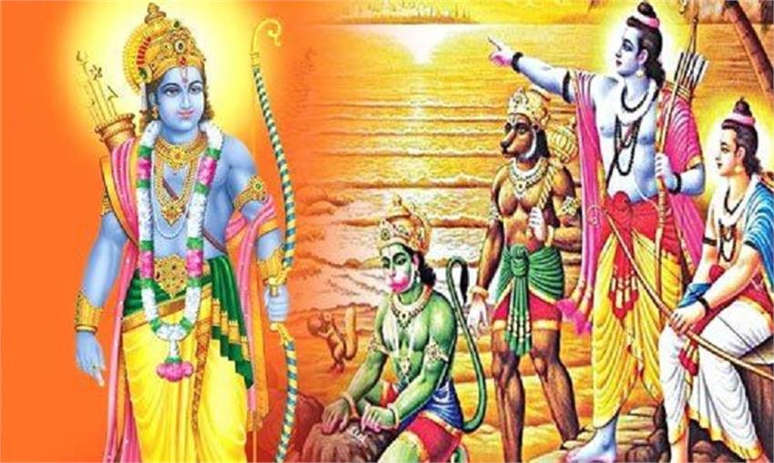 ramayan encyclopedia will be prepared having 11 hundred pages vbgunt