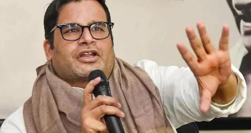 election strategist prashant kishor meet sharad pawar political speculation begins rkdsnt
