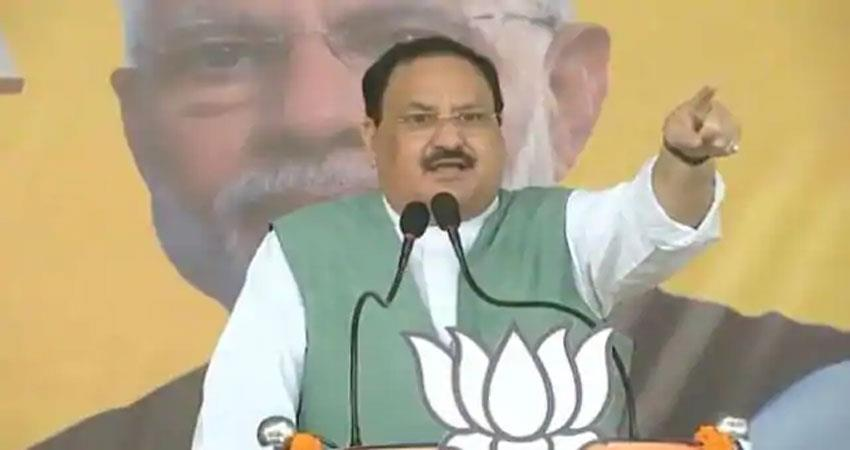 bjp president jp nadda reacted to the budget said inclusive growth will gain momentum albsnt
