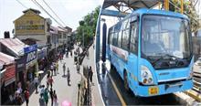 हिमाचल में डीजल बसों की जगह लेंगी इलेक्ट्रिक बसें, इन शहरों में होगी सुविधा