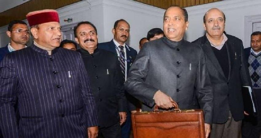 himachal government ban on funds including deduction of salary of mlas albsnt