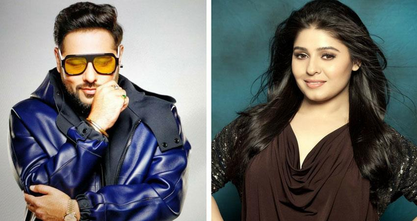 sunidhi-chauhan-and-rapper-badshah-announce-collaboration-for-upcoming-song
