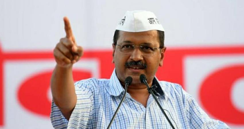hathras gang rape arvind kejriwal aap criticize uttar pradesh yogi bjp government rkdsnt