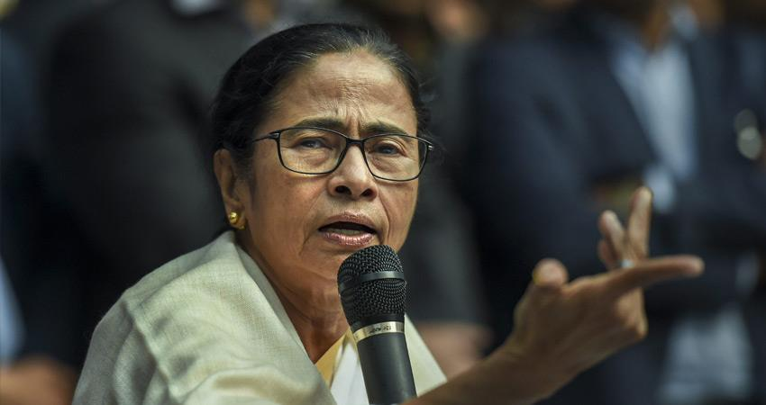 mamata banerjee tmc also announced free ration after pm narendra modi announcement rkdsnt