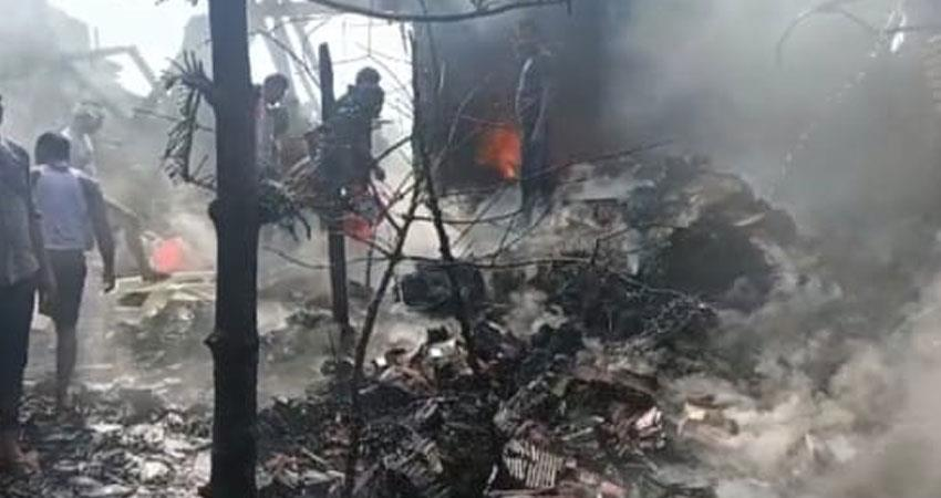uttar pradesh fierce fire modinagar factory painful death 6 women cm yogi alert rkdsnt