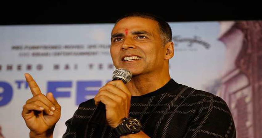 amazon prime video will produce akshay kumar film ram setu sosnnt