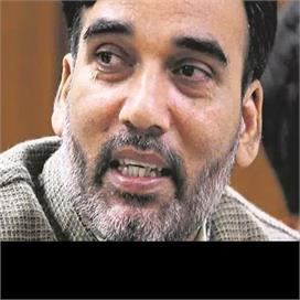 गोपाल राय ने कांग्रेस से गठजोड़ पर AAP का आखिरी रुख किया साफ