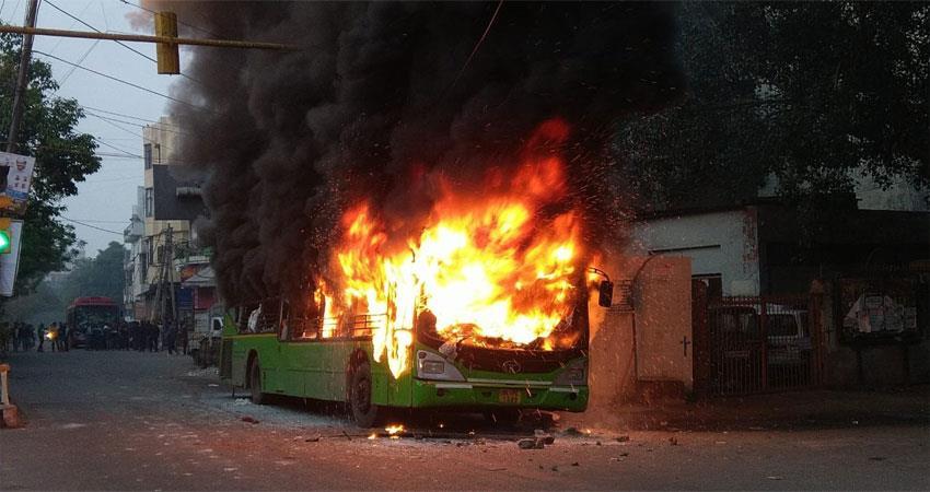jamia millia islamia jamia protest cab delhi police narendra modi