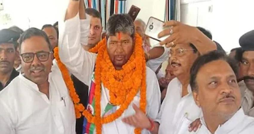 pashupati kumar paras elected new president of ljp formal announcement yet be made rkdsnt