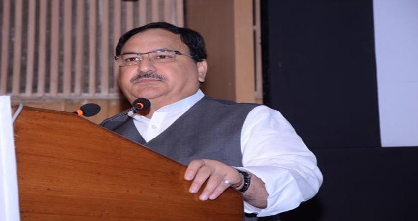 jp nadda said citizenship law does not snatch the rights of any countrymen