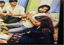 अंडरवर्ल्ड DON दाऊद इब्राहिम के साथ दिखा संदीप सिंह! लोगों ने कहा- यही है सुशांत केस का मास्टर माइंड