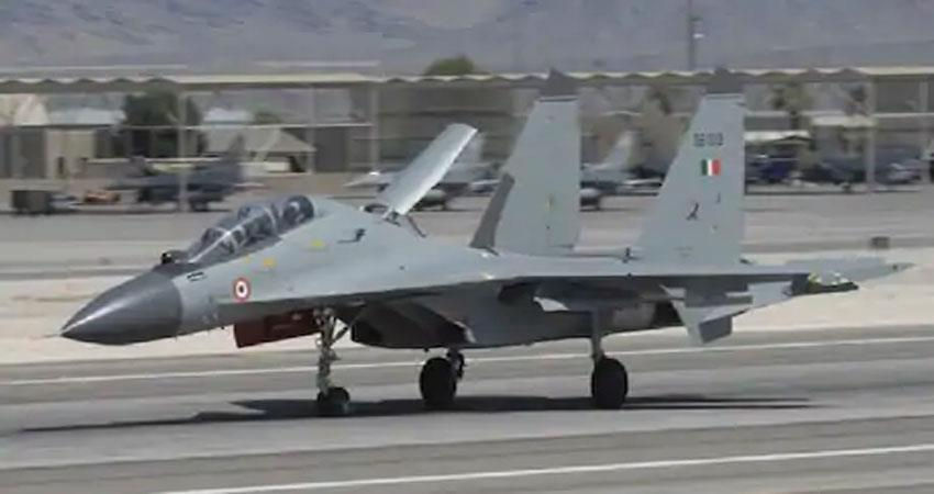When the midnight fighter plane in the border districts of Himachal Pradesh ALBSNT