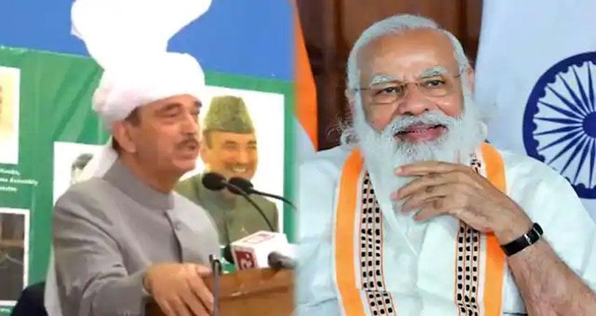 then modi became the slave of navi azad said he calls himself proudly chaiwala albsnt
