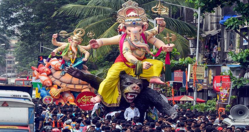 how to make lord ganesha happy