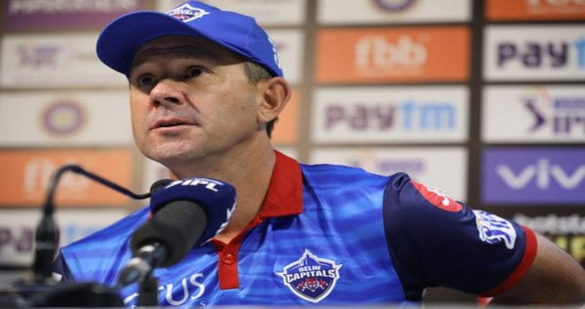 ipl 2021: ricky ponting, coach of delhi capitals said this about the preparations musrnt