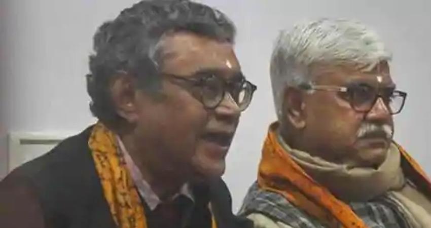 Rajya Sabha Chairman Venkaiah Naidu accepts resignation Swapna Dasgupta rkdsnt
