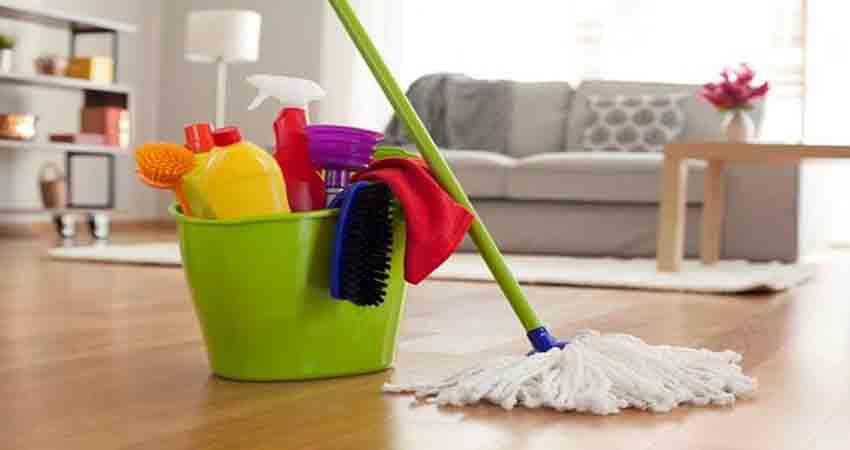 cleaning house in a shortcut tips