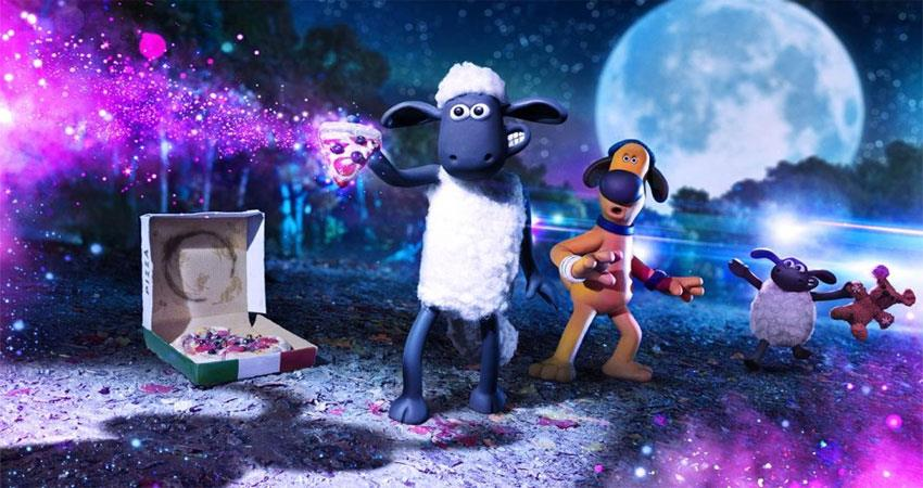 up comind movie of shaun the sheep