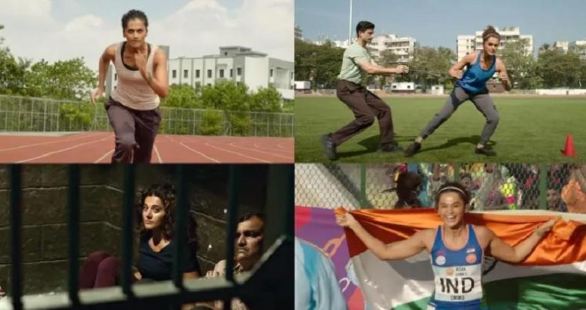taapsee pannu film rashmi rocket review
