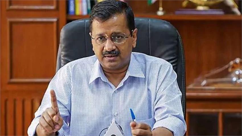 Corona virus covid 19 Arvind Kejriwal aap says delhi not stage community transmission but rkdsnt