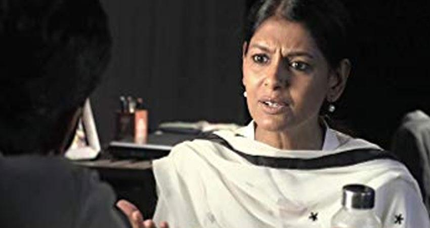 bollywood actress nandita das oppose caa and nrc during jaipur literature festival