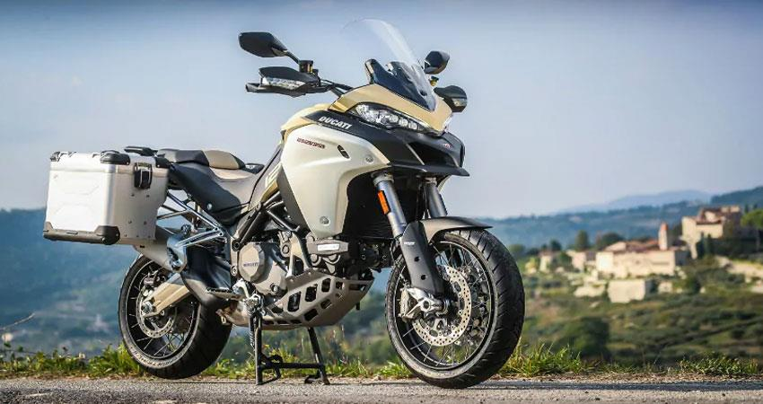 ducati''''''''s multistrada 1260 enduro bike launched know what factors will be
