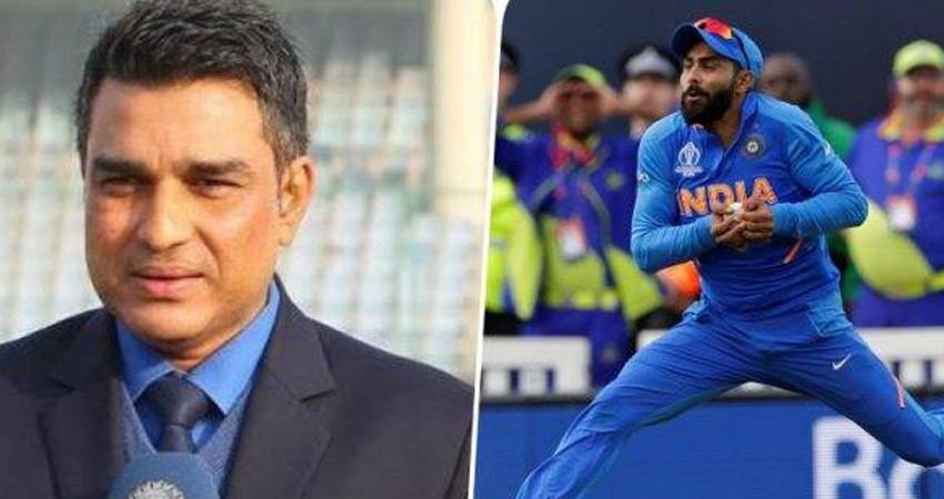 sanjay manjrekar praise ravindra jadeja for inning in world cup semi final against new zealand