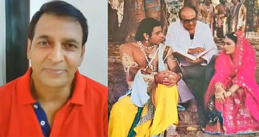 sunil lahri shares behind the scene stories of ramayan sosnnt