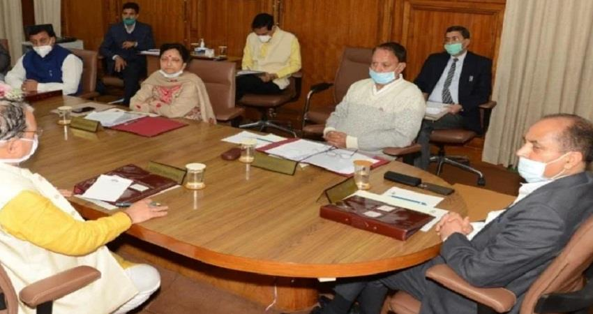 himachal pradesh government approved the formation of the sixth finance commission sohsnt
