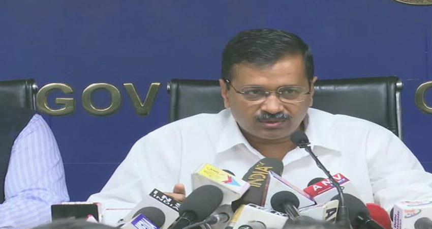 c m kejriwal said all the restaurants of delhi will be closed till 31 march